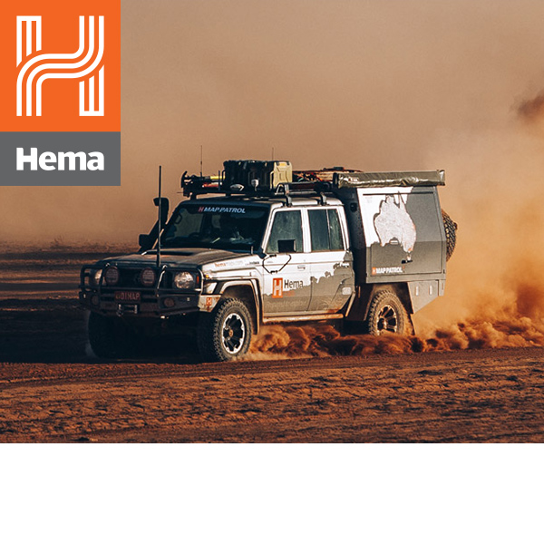 Introducing HEMA Maps